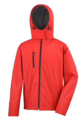Hooded Softshell Jacket (S-XL)